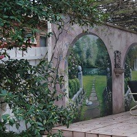 Tour of Valerie's Garden @ Eltham | Eltham | Victoria | Australia