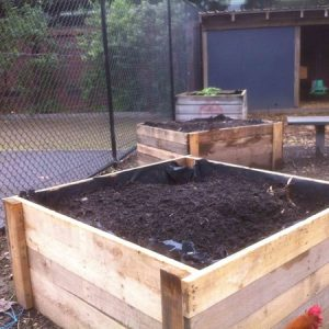 Building Veggie Beds from Pallets - Construction Master Class @ Templestowe College | Templestowe Lower | Victoria | Australia
