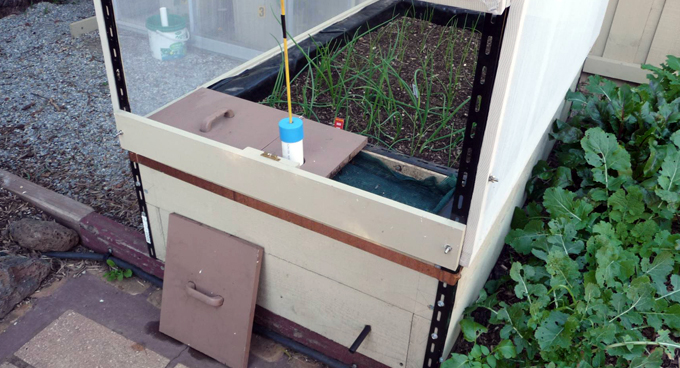 Wicking worm beds | Sustainable Gardening Australia