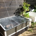 Cold frame covers